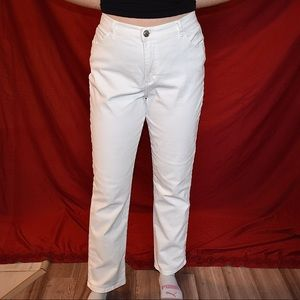 White Lee Classic Fit 1889 Jeans